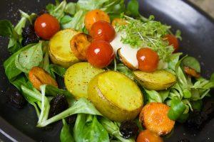 zdrowe ziemniaki